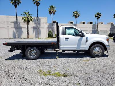 2020 Ford F-350 Regular Cab DRW 4x2, Flatbed Body #L6337 - photo 3