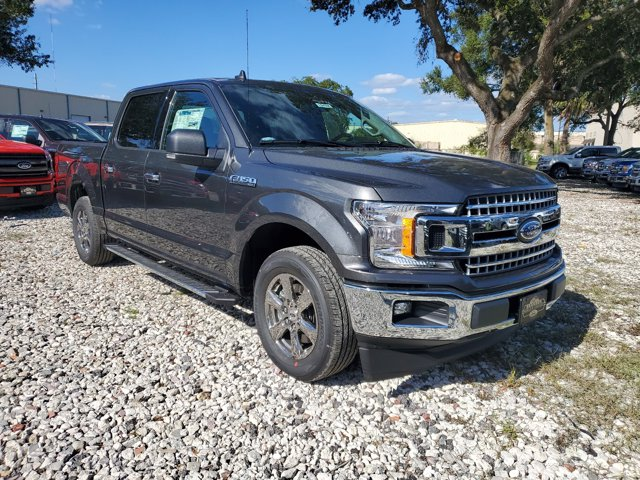 2020 Ford F-150 SuperCrew Cab 4x2, Pickup #L6432 - photo 2