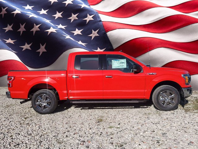 2020 Ford F-150 SuperCrew Cab 4x2, Pickup #L6436 - photo 1
