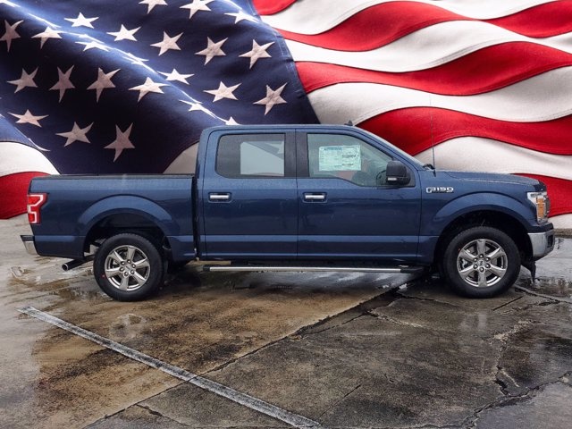 2020 Ford F-150 SuperCrew Cab 4x2, Pickup #L6450 - photo 1