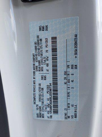 2020 Ford F-350 Regular Cab DRW 4x2, Flatbed Body #L6495 - photo 28