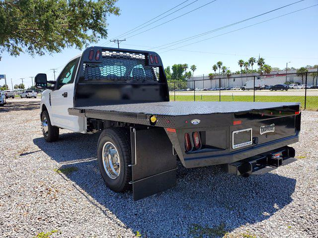 2020 Ford F-350 Regular Cab DRW 4x2, Cab Chassis #L6495 - photo 9