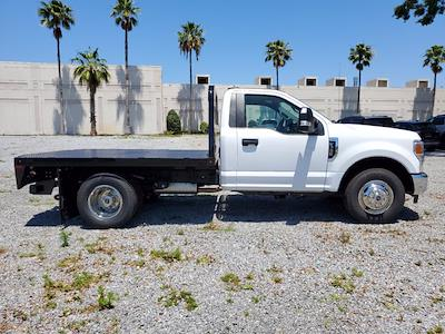 2020 Ford F-350 Regular Cab DRW 4x2, Flatbed Body #L6495 - photo 3