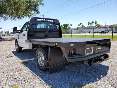 2020 Ford F-350 Regular Cab DRW 4x2, Flatbed Body #L6495 - photo 9