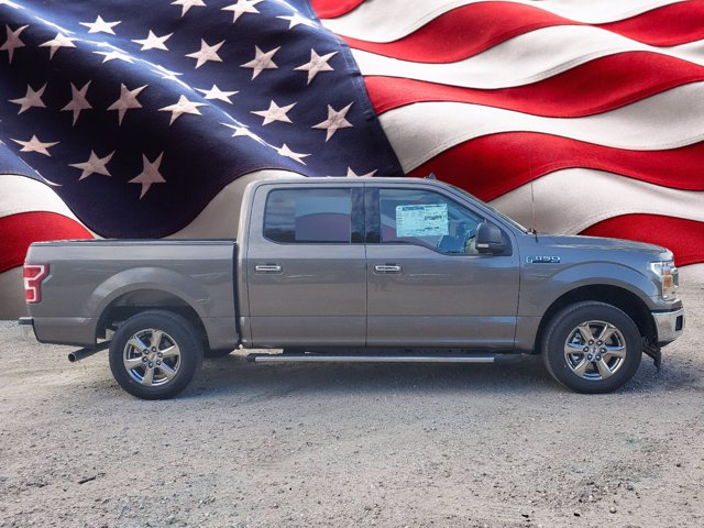 2020 Ford F-150 SuperCrew Cab 4x2, Pickup #L6535 - photo 1