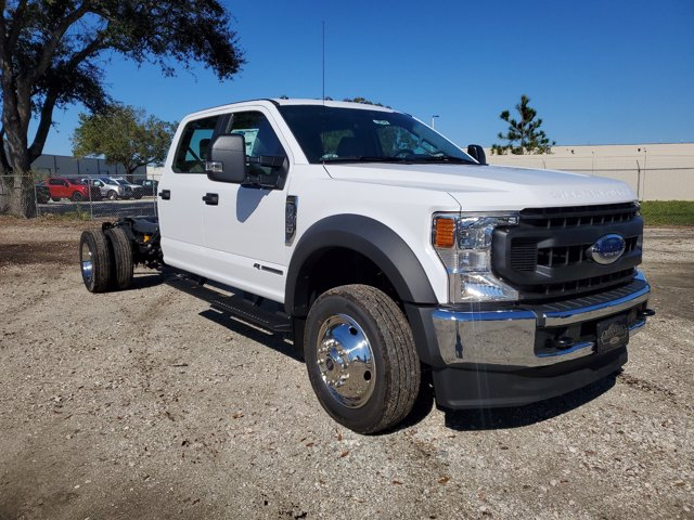 2020 Ford F-450 Crew Cab DRW 4x4, Cab Chassis #L6548 - photo 2