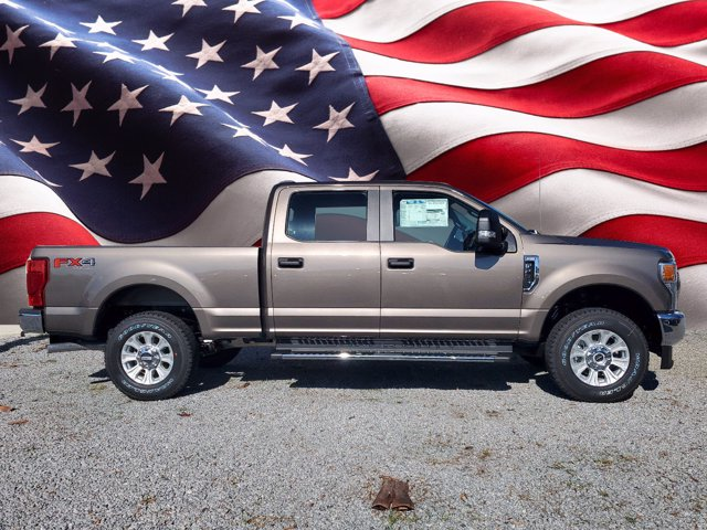 2020 Ford F-250 Crew Cab 4x4, Pickup #L6606 - photo 1