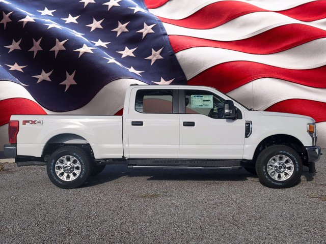 2020 Ford F-250 Crew Cab 4x4, Pickup #L6660 - photo 1