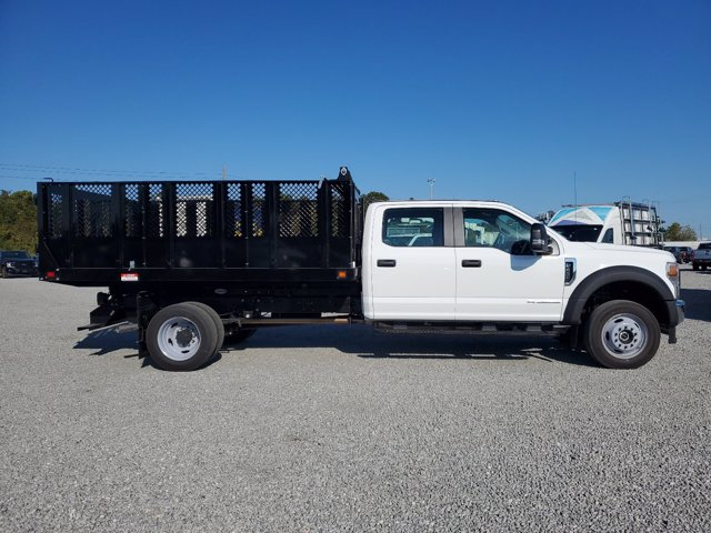 2020 Ford F-450 Crew Cab DRW 4x4, Cab Chassis #L6700 - photo 3
