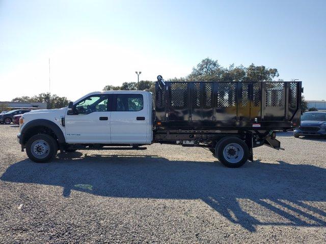 2020 Ford F-450 Crew Cab DRW 4x4, Knapheide Stake Bed #L6700 - photo 7