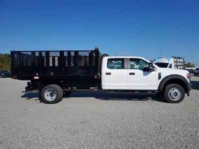 2020 Ford F-450 Crew Cab DRW 4x4, Knapheide Stake Bed #L6700 - photo 3