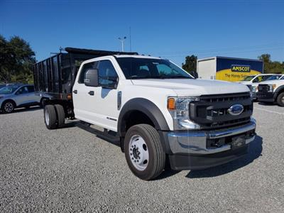 2020 Ford F-450 Crew Cab DRW 4x4, Cab Chassis #L6700 - photo 2