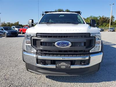 2020 Ford F-450 Crew Cab DRW 4x4, Cab Chassis #L6700 - photo 5