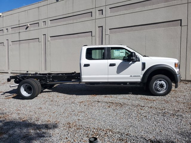 2020 Ford F-450 Crew Cab DRW 4x4, Cab Chassis #L6730 - photo 3