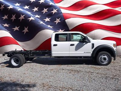 2020 Ford F-450 Crew Cab DRW 4x4, Cab Chassis #L6730 - photo 1