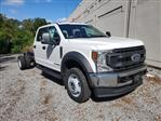 2020 Ford F-450 Crew Cab DRW 4x4, Cab Chassis #L6730 - photo 2