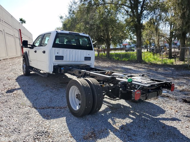 2020 Ford F-550 Crew Cab DRW 4x4, Cab Chassis #L6731 - photo 10