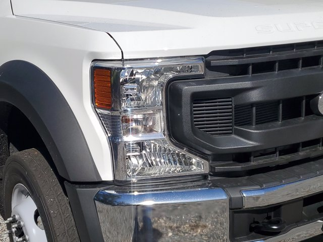 2020 Ford F-550 Crew Cab DRW 4x4, Cab Chassis #L6731 - photo 4