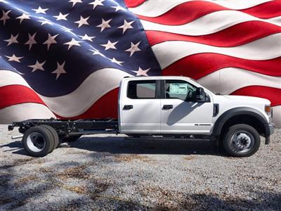 2020 Ford F-550 Crew Cab DRW 4x4, Cab Chassis #L6731 - photo 1