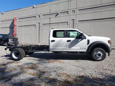 2020 Ford F-550 Crew Cab DRW 4x4, Cab Chassis #L6731 - photo 3
