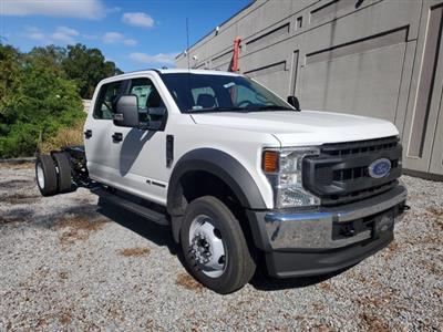 2020 Ford F-550 Crew Cab DRW 4x4, Cab Chassis #L6731 - photo 2