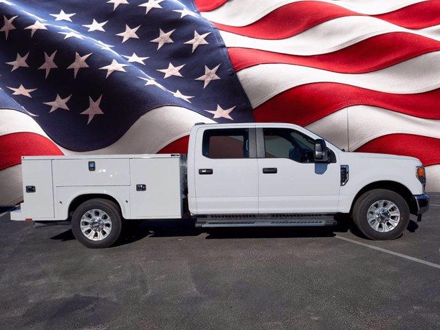 2020 Ford F-250 Crew Cab 4x2, Knapheide Steel Service Body Service / Utility Body #L6759 - photo 1
