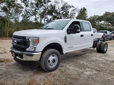 2020 Ford F-350 Crew Cab DRW 4x4, Cab Chassis #L6760 - photo 5