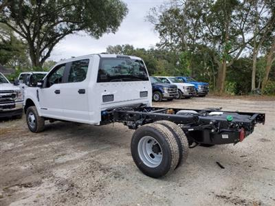 2020 Ford F-350 Crew Cab DRW 4x4, Cab Chassis #L6760 - photo 7