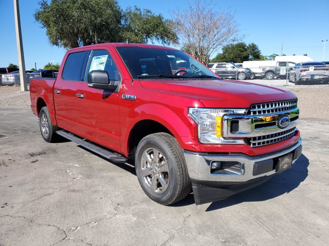 2020 Ford F-150 SuperCrew Cab 4x2, Pickup #L6787 - photo 2