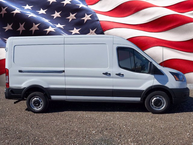 2020 Ford Transit 250 Med Roof 4x2, Empty Cargo Van #L6816 - photo 1