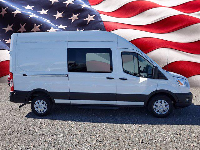 2020 Ford Transit 350 High Roof 4x2, Crew Van #L6833 - photo 1