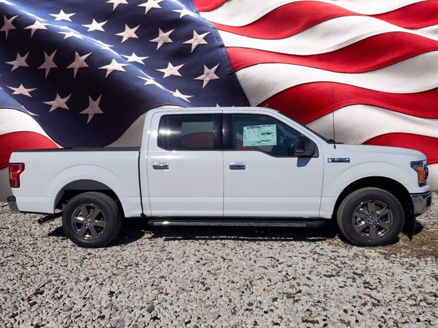 2020 Ford F-150 SuperCrew Cab 4x2, Pickup #L6864 - photo 1