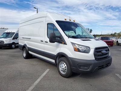 2020 Ford Transit 350 HD High Roof DRW 4x2, Empty Cargo Van #L6929 - photo 2