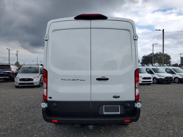 2020 Ford Transit 250 Med Roof 4x2, Empty Cargo Van #L7152 - photo 11