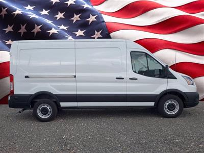 2020 Ford Transit 250 Med Roof 4x2, Empty Cargo Van #L7152 - photo 1