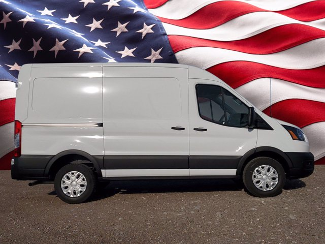 2020 Ford Transit 250 Med Roof 4x2, Empty Cargo Van #L7153 - photo 1