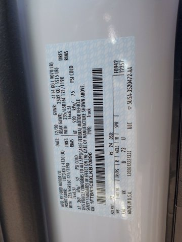 2020 Ford Transit 250 Med Roof 4x2, Empty Cargo Van #L7153 - photo 25