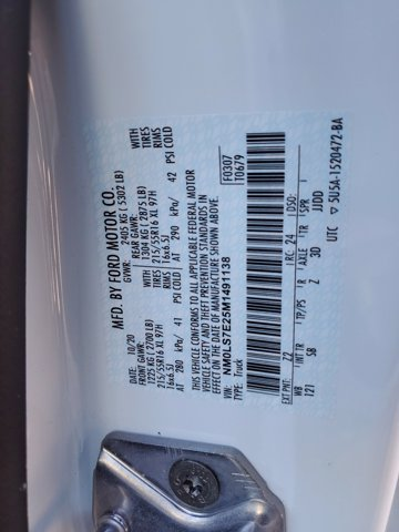2021 Ford Transit Connect FWD, Empty Cargo Van #M0117 - photo 26