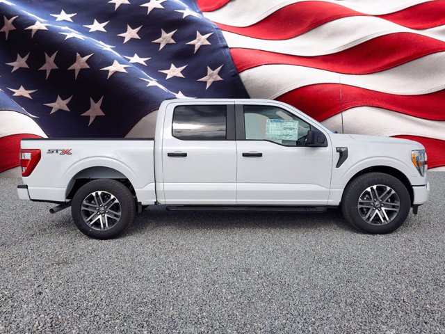 2021 Ford F-150 SuperCrew Cab 4x2, Pickup #M0264 - photo 1