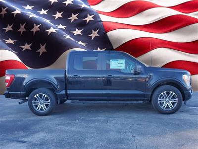 2021 Ford F-150 SuperCrew Cab 4x2, Pickup #M0324 - photo 1