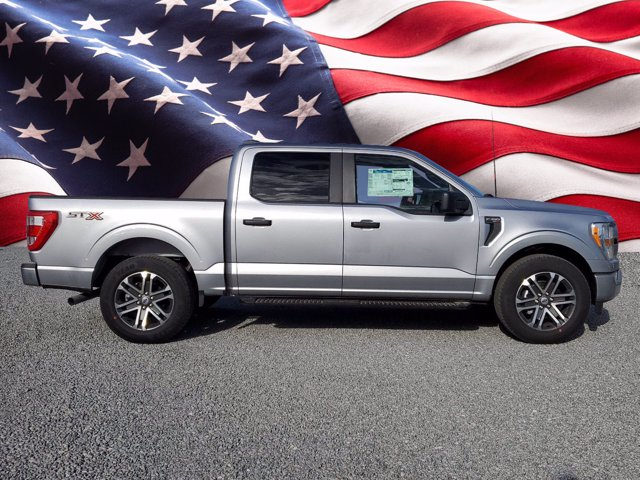 2021 Ford F-150 SuperCrew Cab 4x2, Pickup #M0327 - photo 1