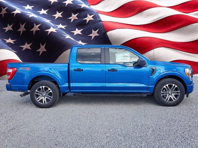 2021 Ford F-150 SuperCrew Cab 4x2, Pickup #M0328 - photo 1