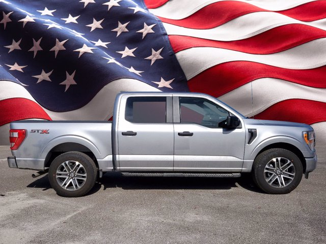 2021 Ford F-150 SuperCrew Cab 4x2, Pickup #M0431 - photo 1