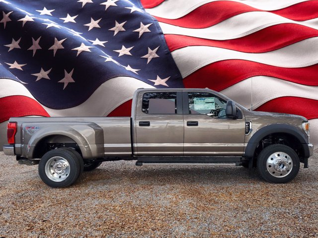 2021 Ford F-450 Crew Cab DRW 4x4, Pickup #M0439 - photo 1
