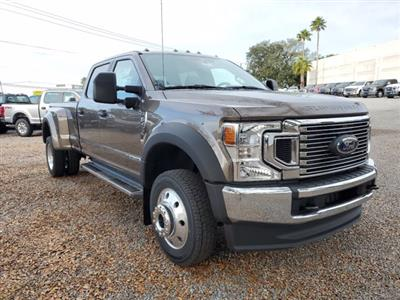 2021 Ford F-450 Crew Cab DRW 4x4, Pickup #M0439 - photo 3