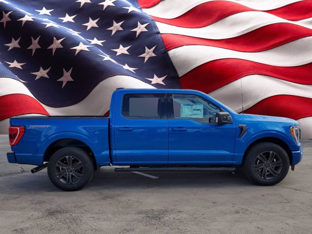 2021 Ford F-150 SuperCrew Cab 4x2, Pickup #M0443 - photo 1