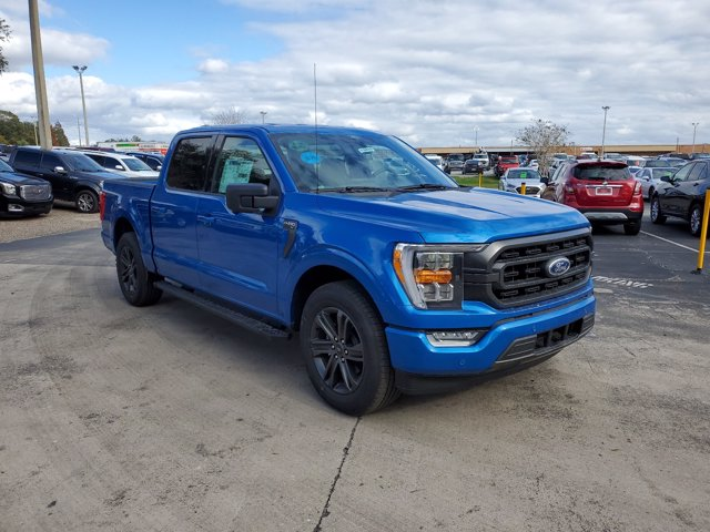 2021 Ford F-150 SuperCrew Cab 4x2, Pickup #M0443 - photo 2