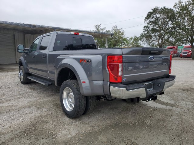 2021 Ford F-450 Crew Cab DRW 4x4, Pickup #M0474 - photo 10