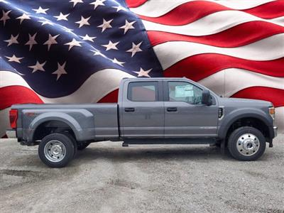 2021 Ford F-450 Crew Cab DRW 4x4, Pickup #M0474 - photo 1