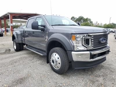 2021 Ford F-450 Crew Cab DRW 4x4, Pickup #M0474 - photo 2
